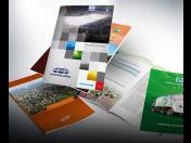Výroční zpráva firmy - rady pro tvorbu, návrh, grafika, tisk, knihařské zpracování