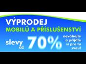 Mobilní telefony za internetové ceny - kvalitní mobily a příslušenství, výprodej