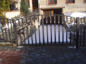 Kovovýroba - ploty, brány, zábradlí