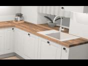 Nerezové výrobky - dřezy, koupelnový nábytek, vany