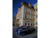 Bezpečnostní agentura, střežení objektů, fyzická ochrana osob, Praha