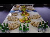 Catering Praha – slané a sladké občerstvení pro konference, semináře, jednání