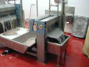 Výroba zařízení na zpracování střev – potravinářské stroje