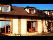 Kompletní stavební práce – výstavba domů, bytů, rekonstrukce, přestavby