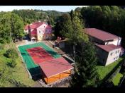 Umělý sportovní povrch Bergo pro dětská a školní hřiště a jiná sportoviště