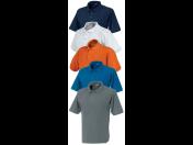Pracovní i výstražné vesty, kalhoty, košile, trička - nová letní kolekce pracovních oděvů