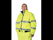 Pracovní výstražná bunda CLOVELLY PILOT 2v1