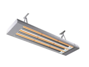 Elektrické vytápění hal, skladů, sportovišť - infračervená sálavá topidla pro vytápění velkých ploch a objektů