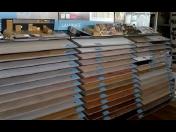 Linoelum v rolích, pvc, vinylové podlahy v dílcích - prodej krytin s pokládkou