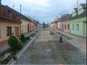 Výstavba, rekonstrukce komunikací, zpevněných ploch - dopravní stavby