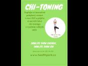 Lekce chi-toning s využitím velkých míčů - dynamické cvičení, které Vám dobije energii