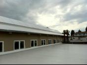 Izolace střechy fólií Fatrafol, Alkorplan - dlouhodobá ochrana střešního pláště