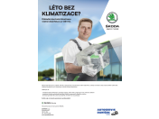 Kontrola a vyčištění klimatizace v autě nyní levněji