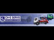 Kontejnerové nosiče Praha – montáž, záruční i pozáruční servis