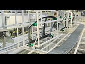 Industrial conveyor equipment - conveyor lines, conveyor systems, Czech Republic