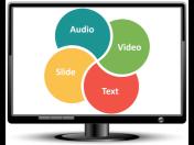 Firemní televize - tvorba videokanálů pro firemní vysílání, do TV i internetu.