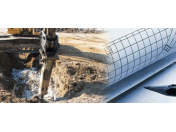 Zemní práce, rozbrušování vozovek a betonových ploch bouracím hydraulickým kladivem