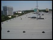 Ploché střechy, opravy, rekonstrukce, izolace střech, Praha