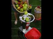Nerezové drtiče ovoce Vám zajistí dokonalé a kvalitní zpracování jablek i hrušek - prodej