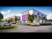 Amadet – duhové byty v Jesenici u Prahy - exkluzivní byty již k prodeji!