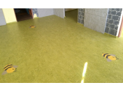 Marmoleum – ekologická přírodní podlahová krytina pro Váš domov