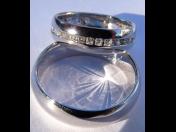 Zlaté i stříbrné snubní prsteny od tradičního českého výrobce