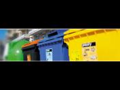 Sortierung, Recycling und Verwertung von Verpackungsabfällen in Prag Tschechien