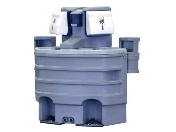 Umývárny a zásobníky na vodu pronájem Slaný zajistí hygienické podmínky i v místech bez vody