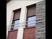 Rolety na okna - optimální ochrana proti slunci a redukci hluku - prodej