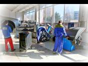 Kvalitní a odborný servis automatické převodovky ve vozidle včetně výměny oleje