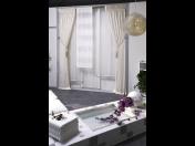 Bytový textil, záclony, závěsy, garnýže, rolety, ručníky a osušky-největší výběr