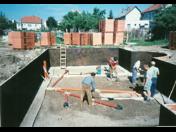 Provádění inženýrských staveb - zavádění domovních rozvodů a přípojek