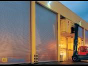Rolovací garážová vrata - montáž bez stavebních úprav do každého otvoru