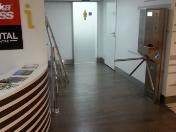 Turnikety s mincovním automatem pro vstupy do objektů, WC či ZOO