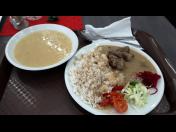 Nabídka teplých jídel a polévek s rozvozem - rozvoz levného menu do domácností i firem