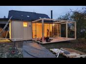 Výroba a montáž dřevěných konstrukcí, krovy, altány, dřevostavby, zimní zahrady