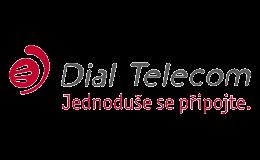 Vysokorychlostní připojení k internetu pomocí ethernetové sítě se společností Dial Telecom