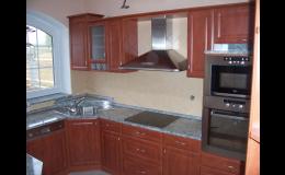 Zakázková výroba kuchyňských linek Moravský Krumlov