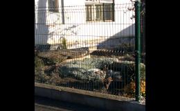 Oplocení rodinných domů, parků a škol Jihomoravský kraj