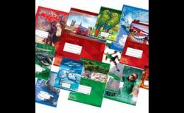Papíry, barvičky, křídy pro školy a školky výhodně