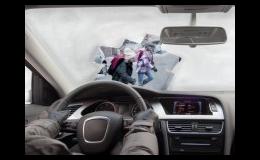 Konec škrábání zamrzlých oken - nezávislé topení do aut
