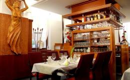 Skvělá restaurace v centru města Opavy