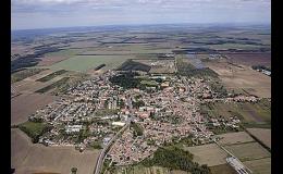 Město Hrušovany nad Jevišovkou v okrese Znojmo