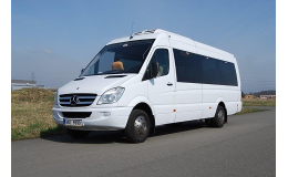 Přeprava minibusy Ostrava, Frýdek-Místek