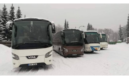 Mezinárodní a vnitrostátní přeprava autobusy Ostrava
