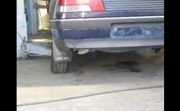 Rekonštrukcia náprav, kontrola bŕzd a silentblokov u vozidiel značky Renault, Peugeot, Citroën, Česko