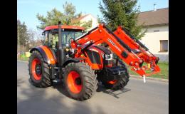 Prodej zemědělských traktorů ZETOR Velim