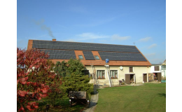 Fotovoltaické systémy na klíč