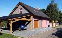 Vlastní bydlení do 5 měsíců Vysočina
