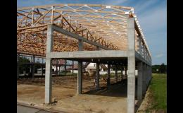 Výstavba průmyslových hal - SPING STAV spol.s r.o.